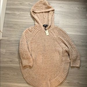 NWT Express Chenille Hoodie